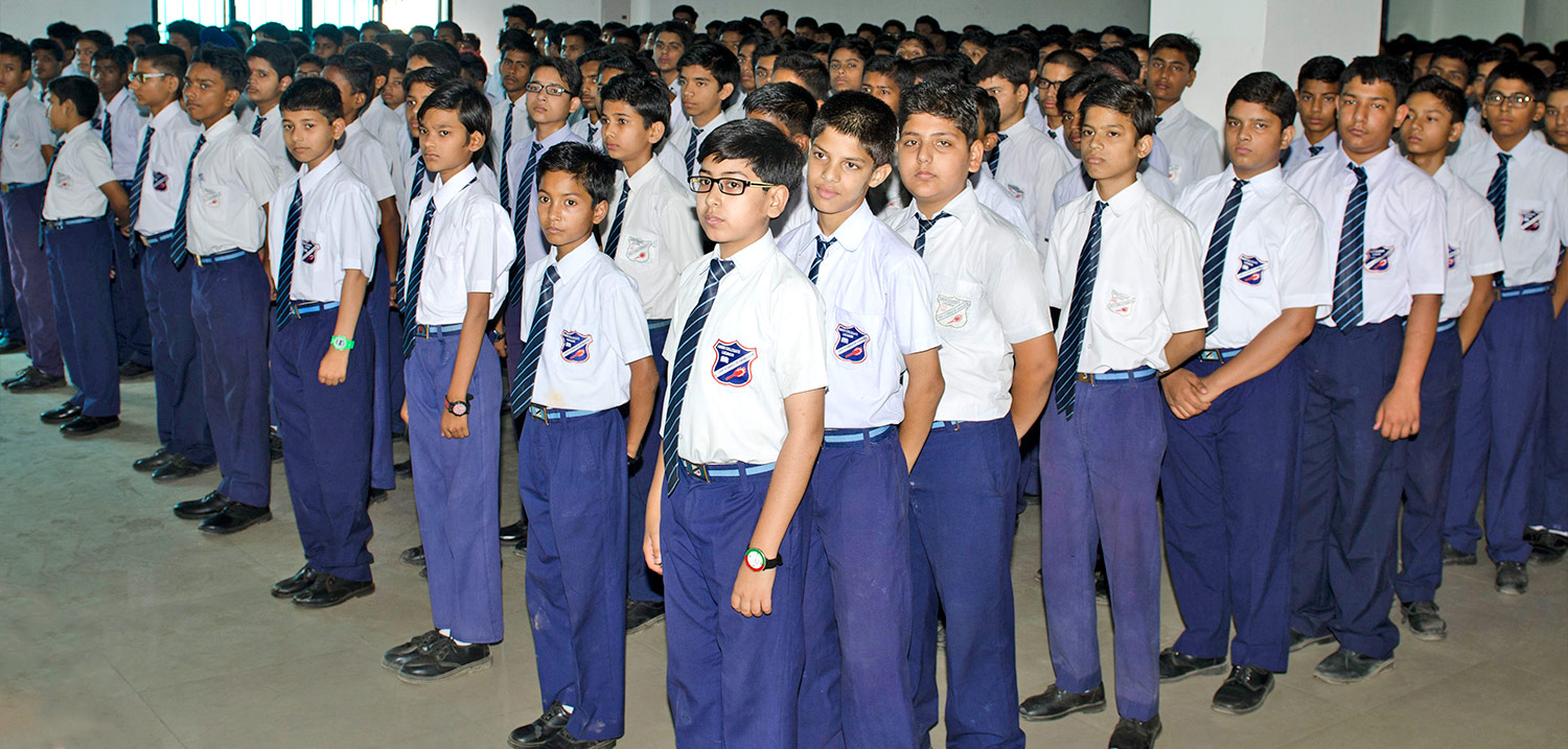Best U.P. Board Schools In Lucknow